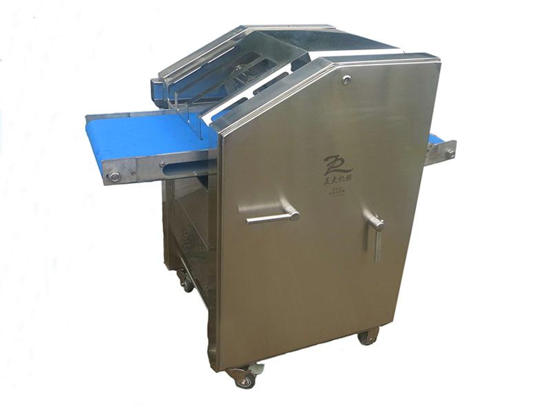 Fish processing equipment manufacturer zd food machinery for Fish skinner machine